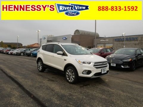 New 2018 Ford Escape Titanium 4WD