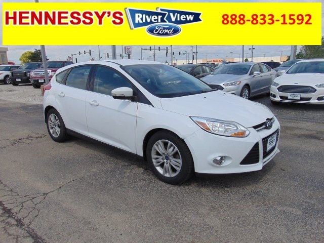Used Ford Focus SEL