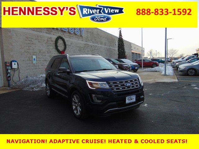Pre-Owned 2016 Ford Explorer Limited 4D Sport Utility in ...