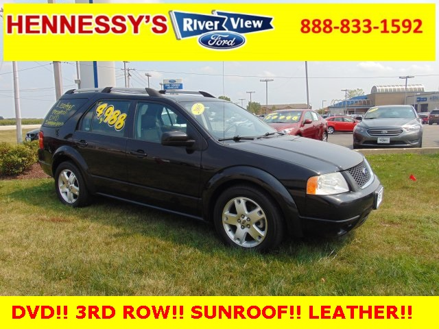Used Ford Freestyle Limited
