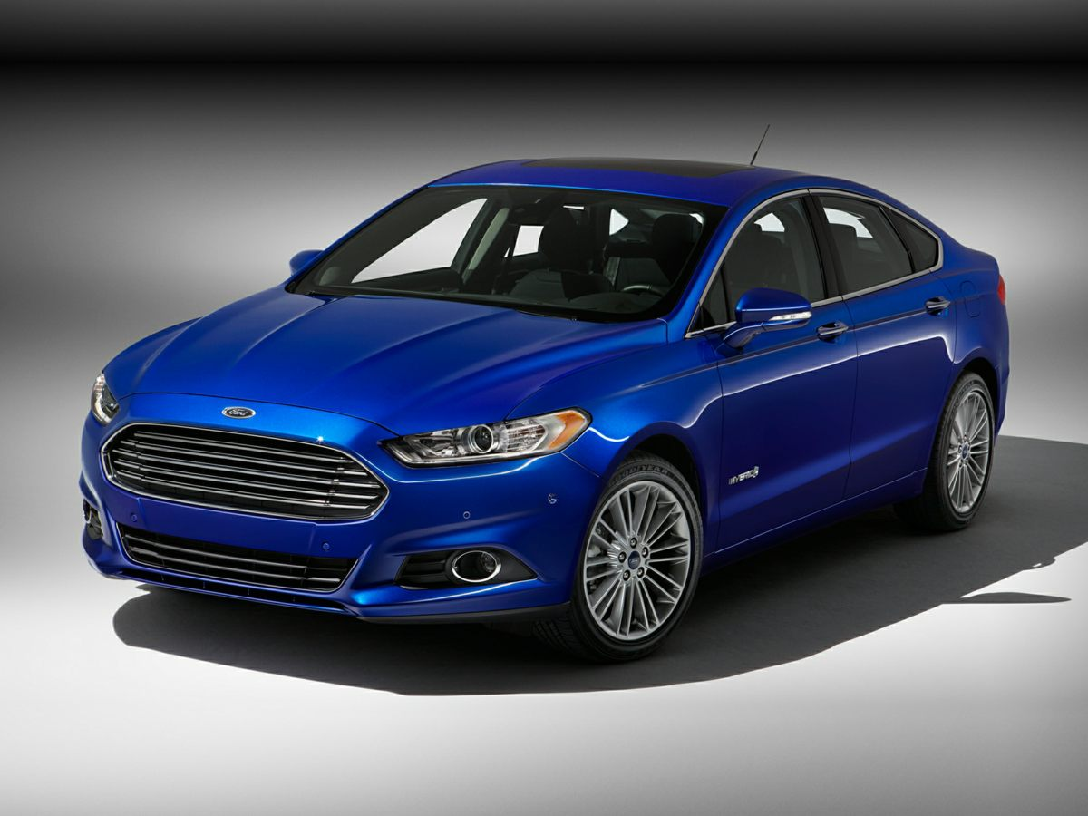 new 2015 ford fusion hybrid titanium 4d sedan in oswego. Black Bedroom Furniture Sets. Home Design Ideas