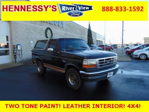 Pre-Owned 1994 Ford Bronco XLT